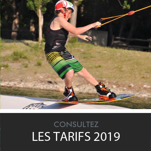 teleski saint jean - wake park ski cable - Perpignan Pyrenees-Orientales 66